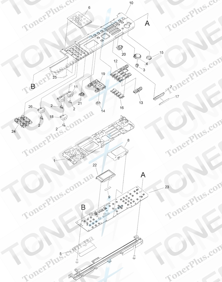 canon ir1430j 130j control panel assembly Cruise Control Diagram canon ir1430j 130j control panel assembly ir1435if us ltn 120v